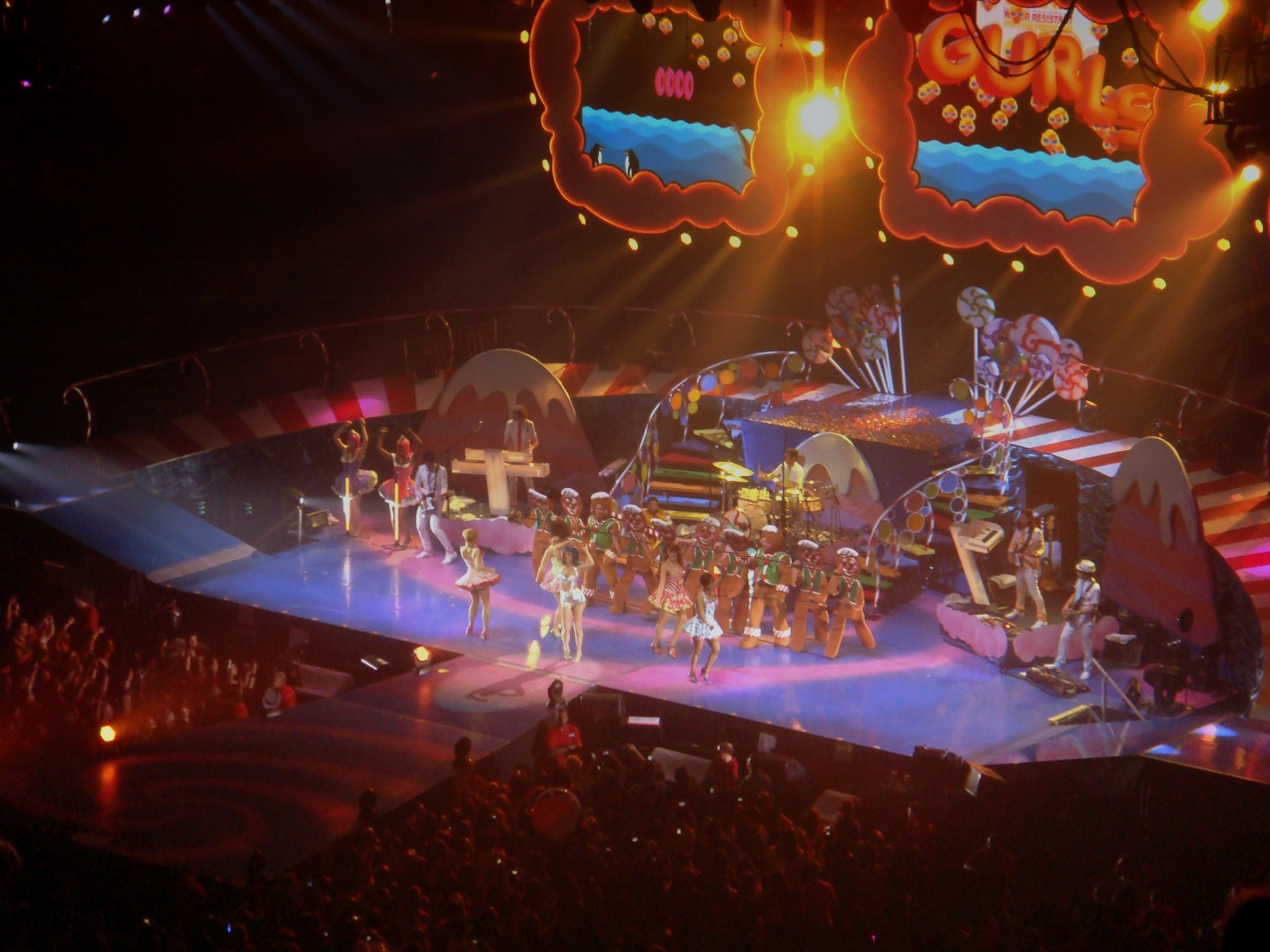 Katy Perry Live in Philly
