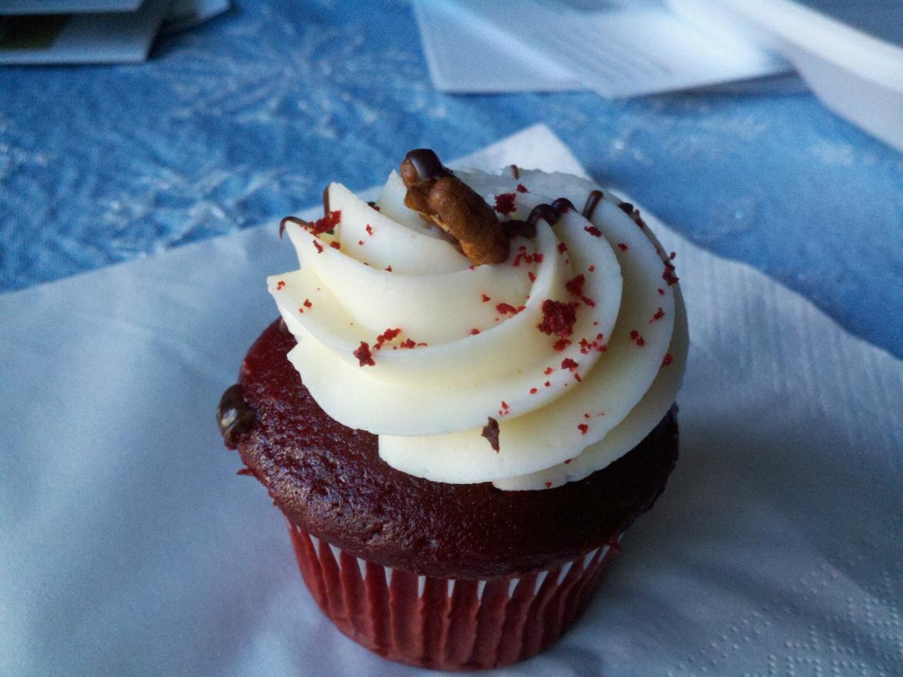 A Cupcake from Hoboken
