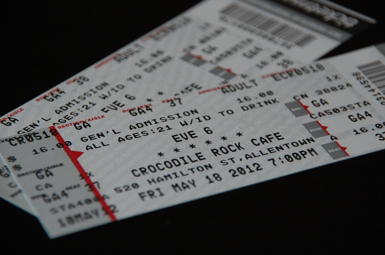 Eve 6 tickets - Allentown, PA