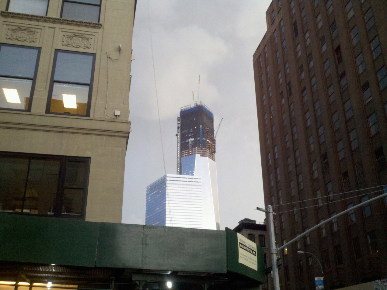 WTC Construction - NYC