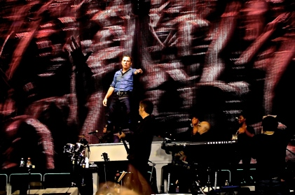 Bruce Springsteen and the E Street Band at Citizen's Bank Park in Philadelphia, PA. September 2, 2012