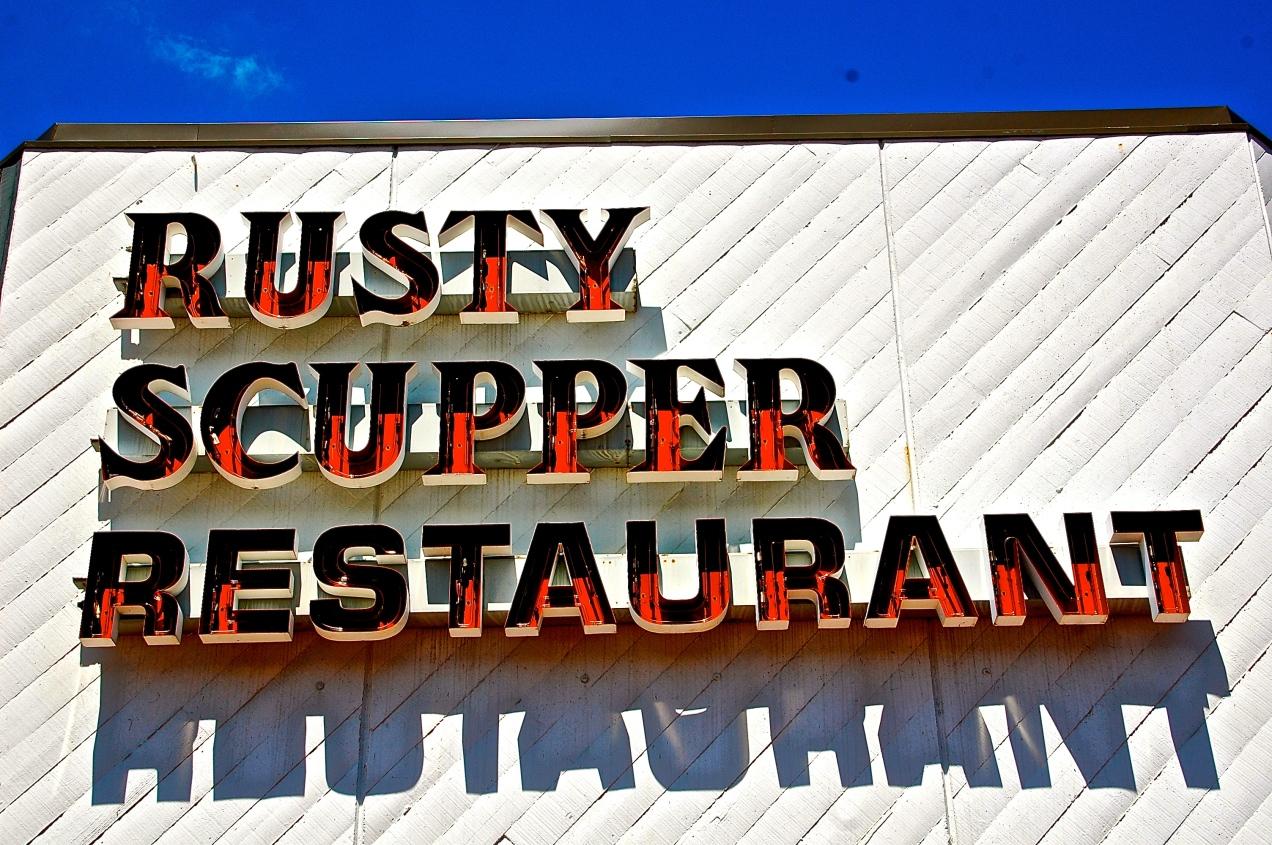Rusty Scupper Restaurant - Inner Harbor, Baltimore, Maryland