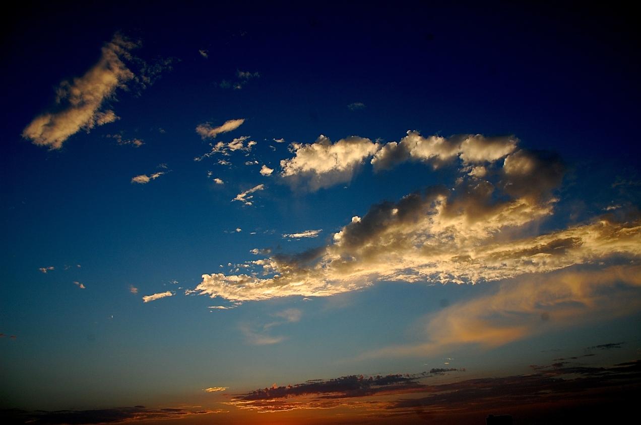 SoCal Clouds - San Diego, Californica