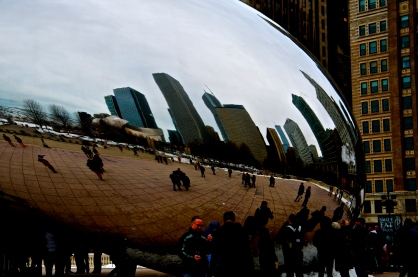 Chicago - The Bean