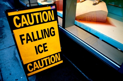 Falling Ice Warning - Chicago