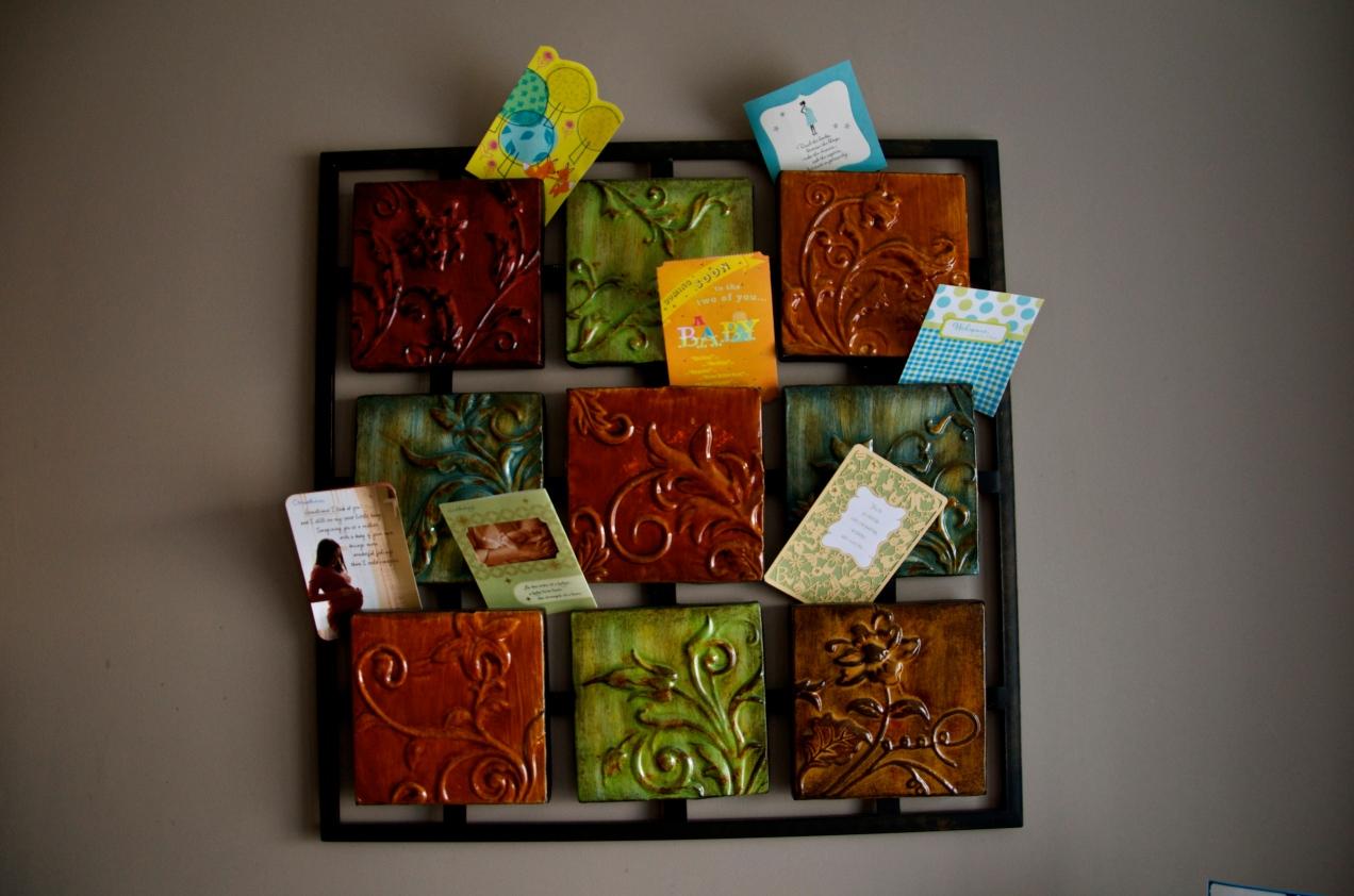 Baby Card Wall