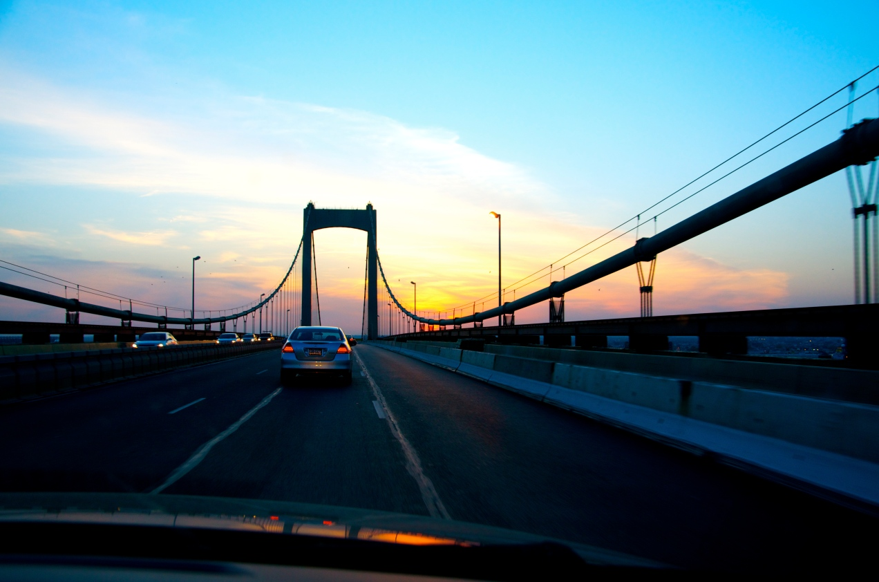 Walt Whitman Bridge - Philadelphia, PA