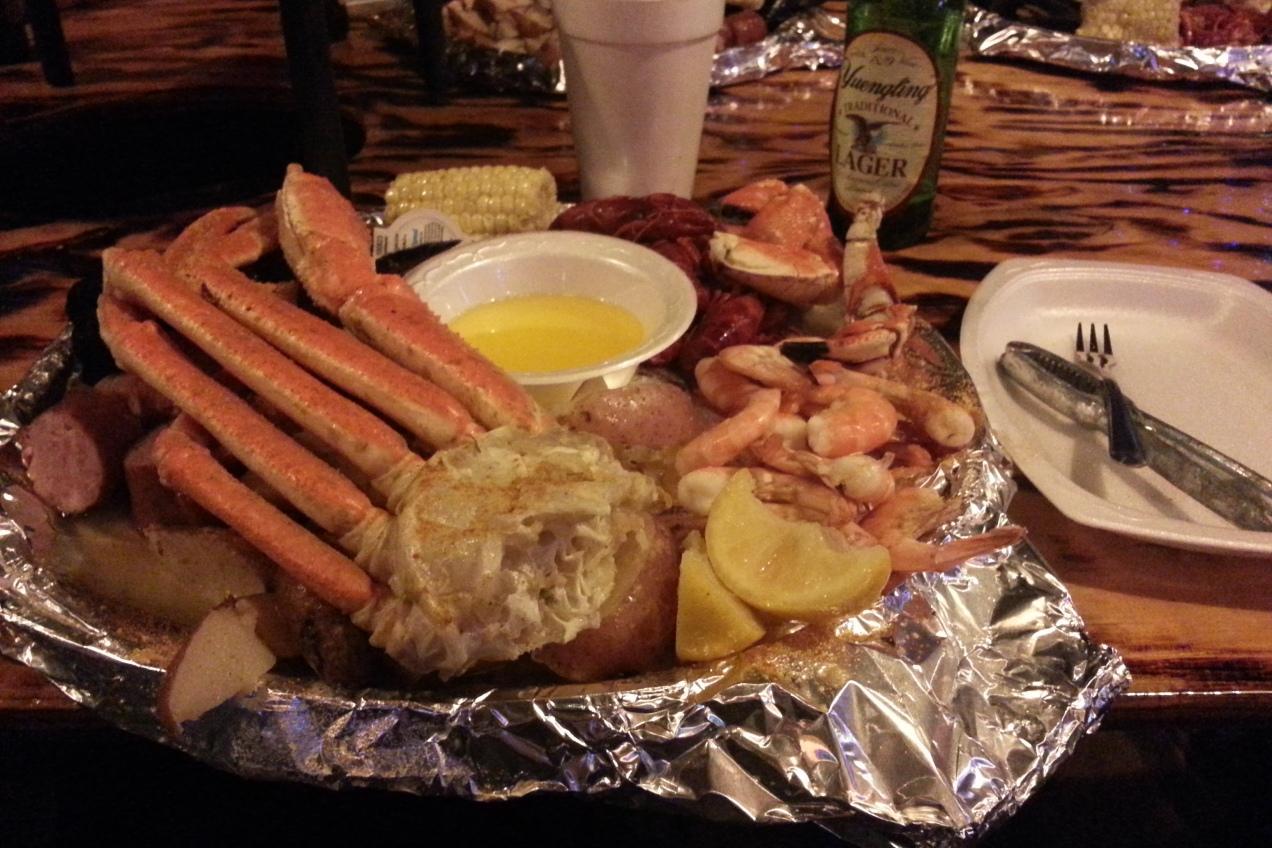 Crab Shack - Tybee Island, GA