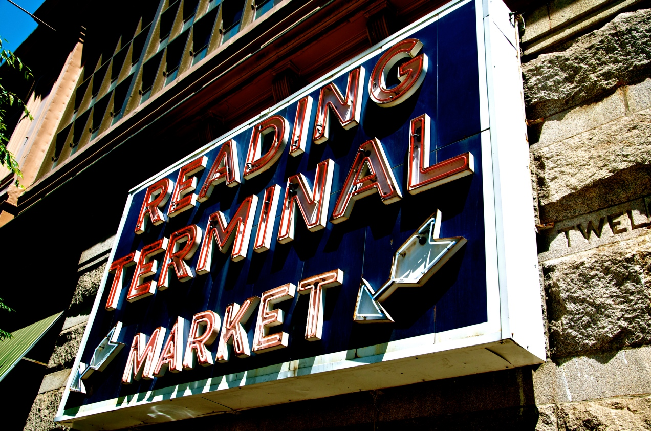 Reading Terminal Market - Philadelphia, PA