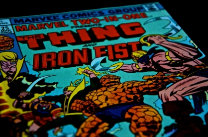 The Thing Comic Book