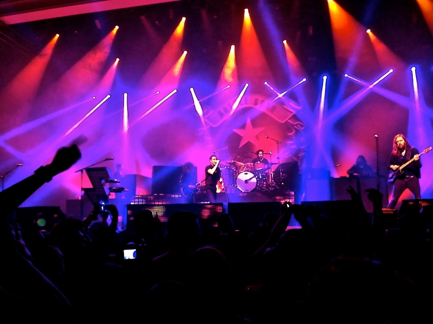 The Killers at the Borgata, Atlantic City, NJ