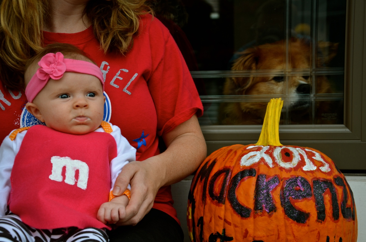 Mackenzie's First Halloween
