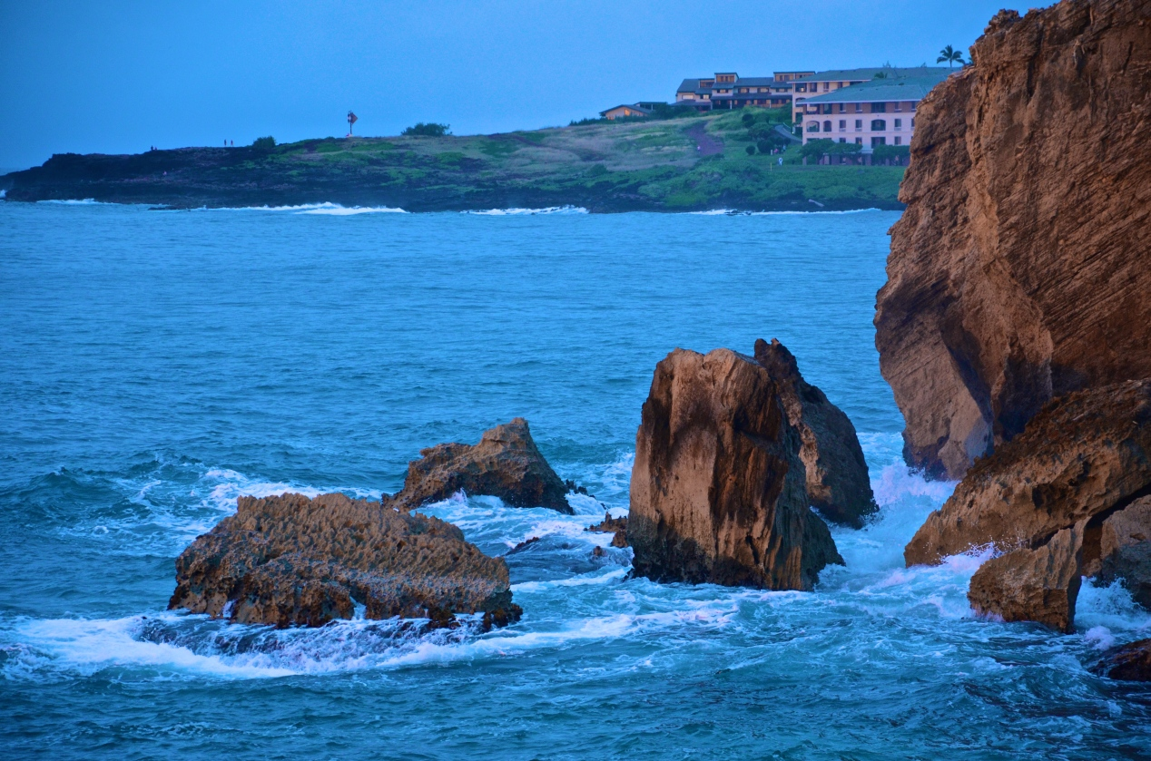 Shipwreck Beach - Kauai, Hawaii