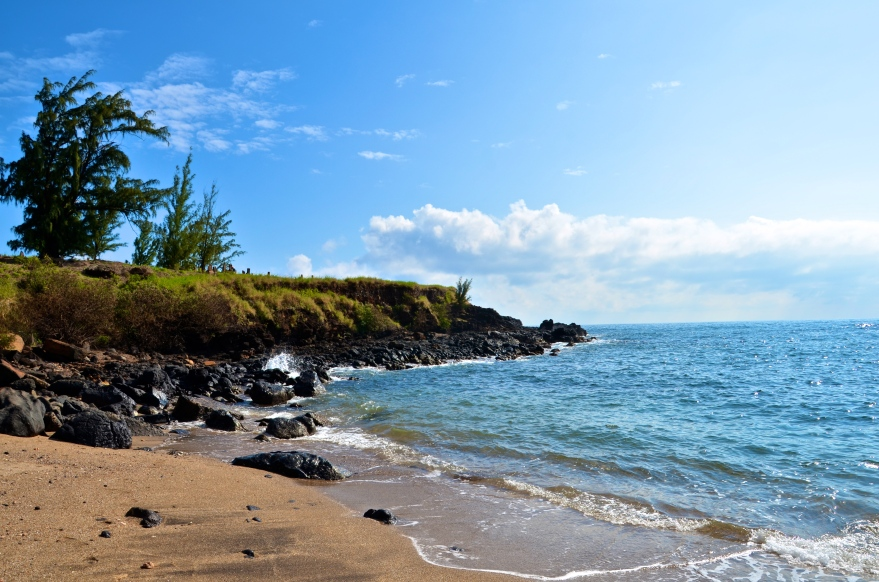 Glass Beach - Kauai, Hawaii