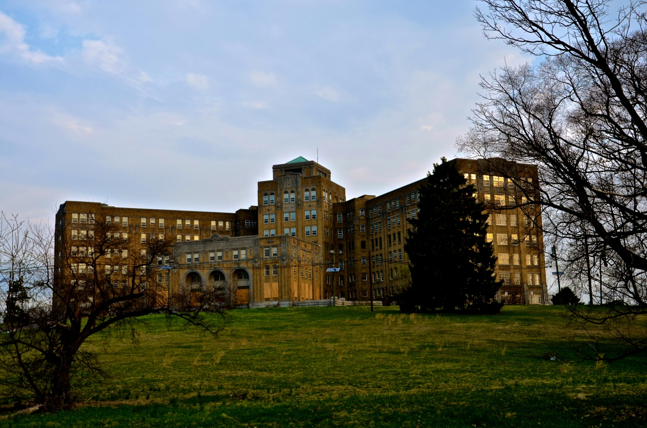 Abandoned Soho Hospital - Belleville, NJ