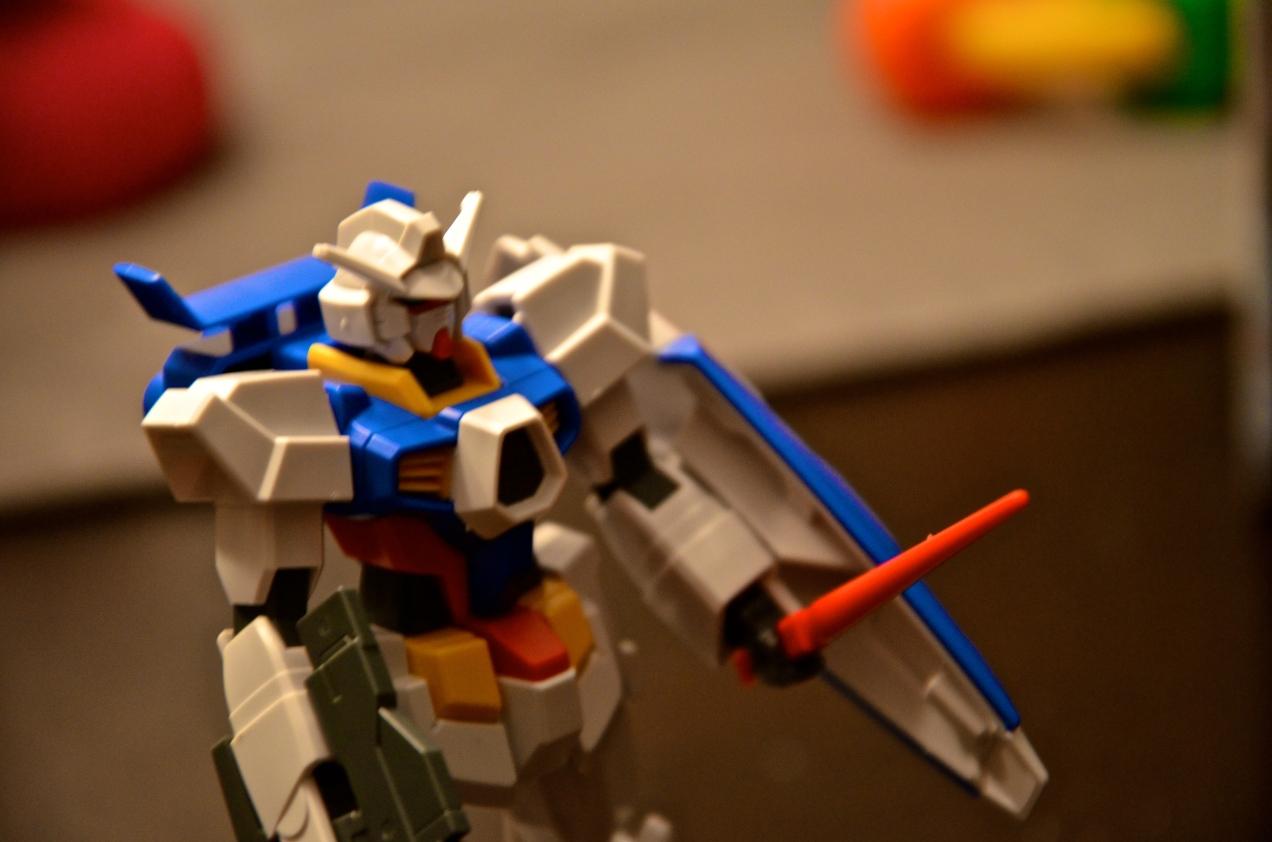 Gundam Advanced Grade 1/144