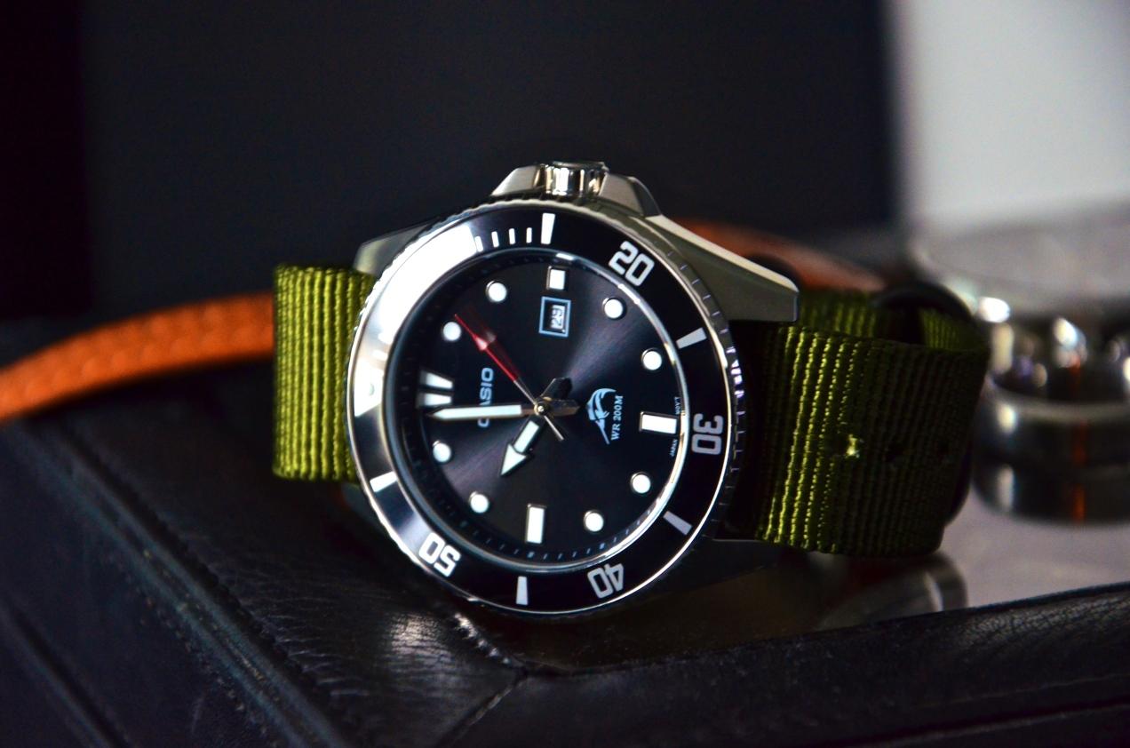 Casio MDV106 Marlin